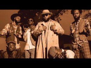 VIDEO: D-Black - Kontrol (feat. Kofi Jamar, Camidoh, Dead Peepol & Quamina MP)