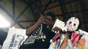 VIDEO: Sammy Black - Eehu (feat. Kwaku DMC)