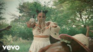 VIDEO: Yemi Alade - Dancina