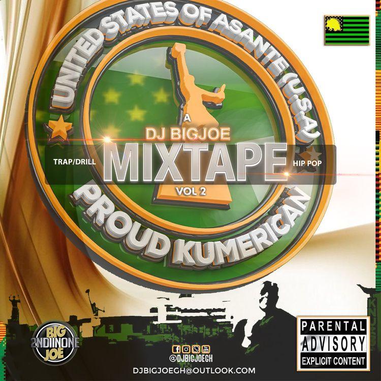 DJ Bigjoe – Kumerica Mixtape Vol 2