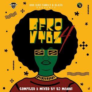 DJ Manni - Afro Vybz Vol.4