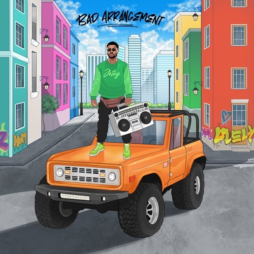 Jetey – Bad Arrangement (EP)