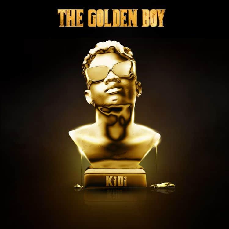 KiDi – The Golden Boy (ALBUM)