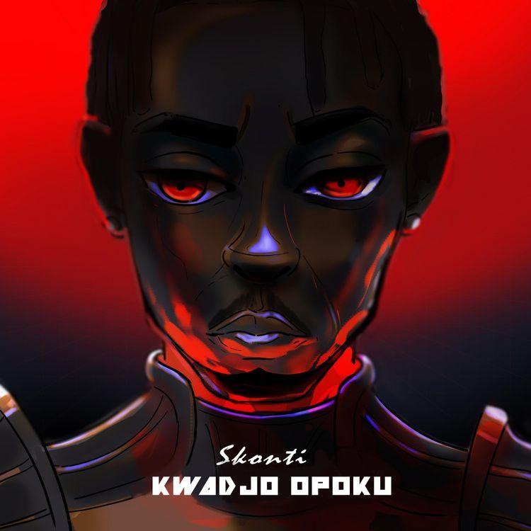 Skonti – Kwadjo Opoku (ALBUM)