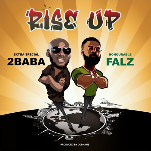 2Baba – Rise Up (feat. Falz)