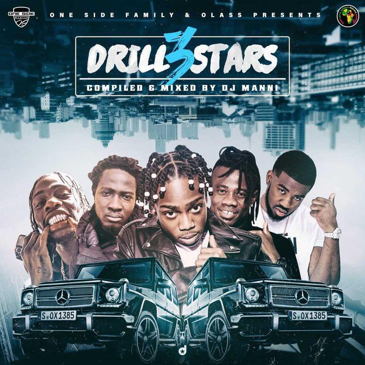 DJ Manni – Drill Stars Vol.3 Mixtape (2021 Mixtape)