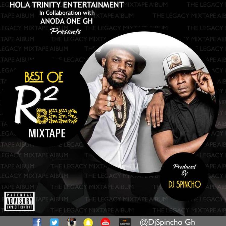 DJ Spincho GH – R2bees Mixtape (2021 Mixtape)