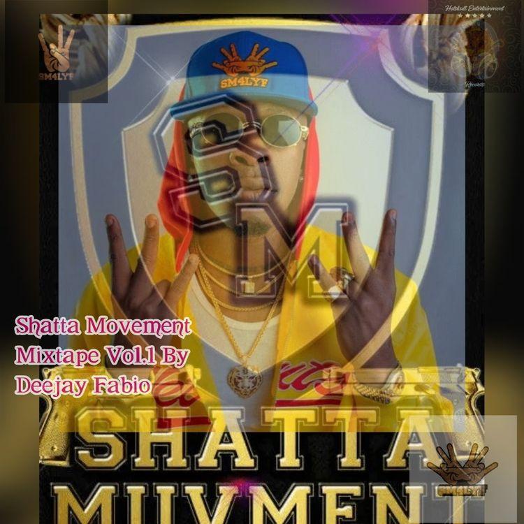 Deejay Fabio – Shatta Movement Mixtape Vol.1 (2021 Mixtape)