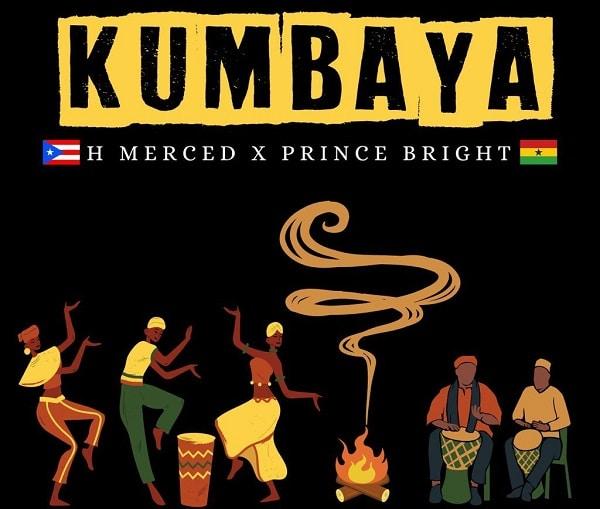 Ghana's Prince Bright has new song with Puerto Rican artiste reggaeton star H Merced