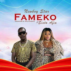 "Rising Afrobeats musician NewBoy Star storms the music industry with ""Fameko"""