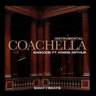 INSTRUMENTAL: Sarkodie ft Kwesi Arthur – Coachella (Prod. By SwatyBeats)