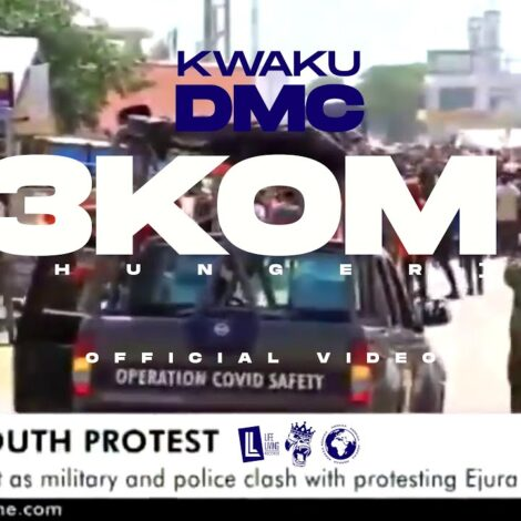 VIDEO: Kwaku DMC – 3kom