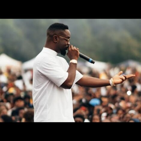 VIDEO: Sarkodie – Performance at Ghana Party In The Park 2021