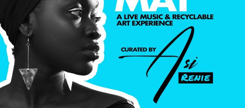 Asi Renie's live music and art experience earmarked for September 11