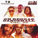 DJ Manni - GH Reggae Dancehall Vol.20