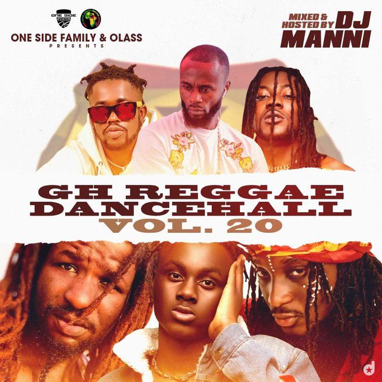 DJ Manni – GH Reggae Dancehall Vol.20