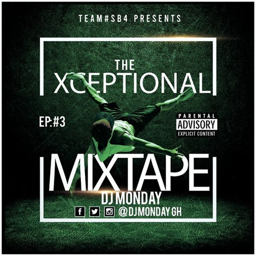 DJ Monday GH – The Xceptional Ep.3