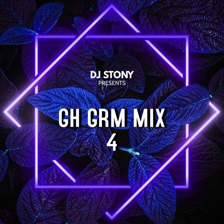 DJ Stony – GH Grm & Drill Mix 4 (2021 Mixtape)