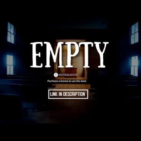 PURCHASE BEAT: Empty (Omah Lay x Joeboy x Fireboy Type Beat) (Prod. By TwoBars)