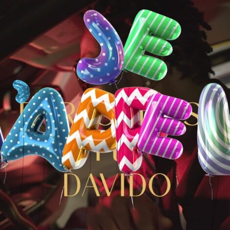 VIDEO: Darkovibes – Je M'appelle (feat. Davido)