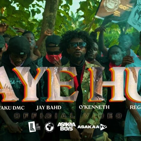 VIDEO: Kwaku DMC – AYE HU (feat. Jay Bahd, O'Kenneth & Reggie)